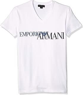 Men's Megalogo V-Neck T-Shirt