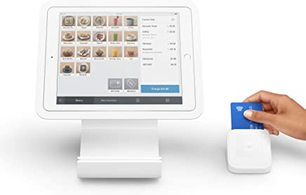 Square Stand for contactless and chip for iPad (2017, 2018), iPad Pro 9.7