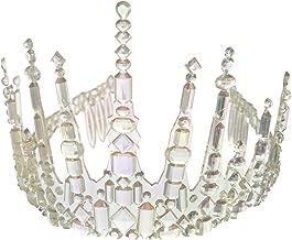 amscan 845989 Ice Princess Tiara, Multicolor