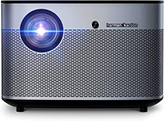 XGIMI H2 1080P 4K Projector HD LED Android OS with Stereo Auto-focus Wi-Fi Bluetooth Immersive Screenless TV Home Cinema G...