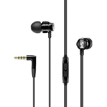 Sennheiser CX 300S In-Ear-Kopfhörer mit Universal Smart Remote, schwarz