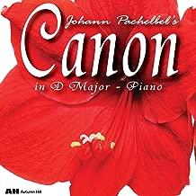 Canon in D - Piano