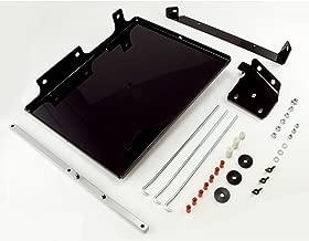 Rugged Ridge 11214.51 Black Dual Battery Tray Kit