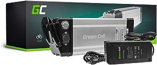 GC® Batería E-Bike 48V 11Ah Bicicleta Eléctrica Silverfish Li-Ion con Celdas Panasonic y Cargador Greyp Bikes Junto Dynamics Weebot