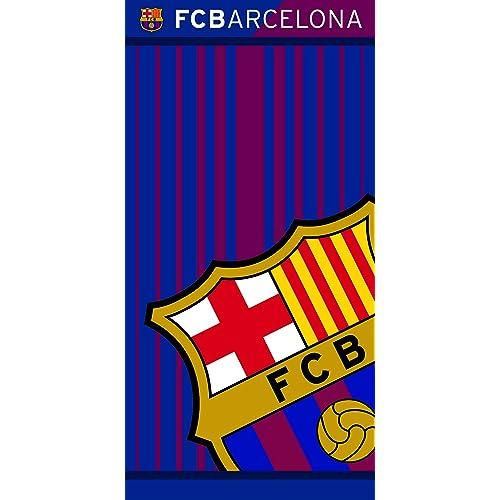 FCB FC Barcelona Toalla 100% Poliester 2f2b90804f0