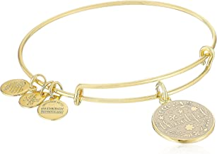 Alex and Ani Womens Words are Powerful Thankful Bangle