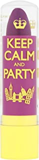 Rimmel London - Keep Calm and Party Lip Balm - 050 Violet Blush