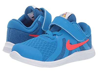 Nike Kids Revolution (Infant/Toddler) (Photo Blue/Battle Blue/Bright Crimson) Boys Shoes