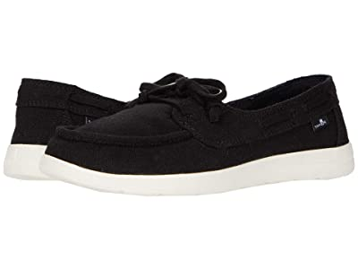 Sanuk Pair O Sail Lite TX (Black) Women