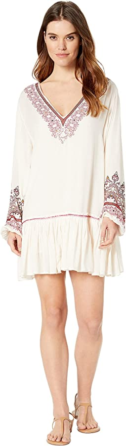 Wild One Embellished Mini Dress