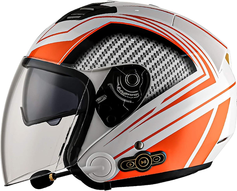 Mejor casco jet con bluetooth