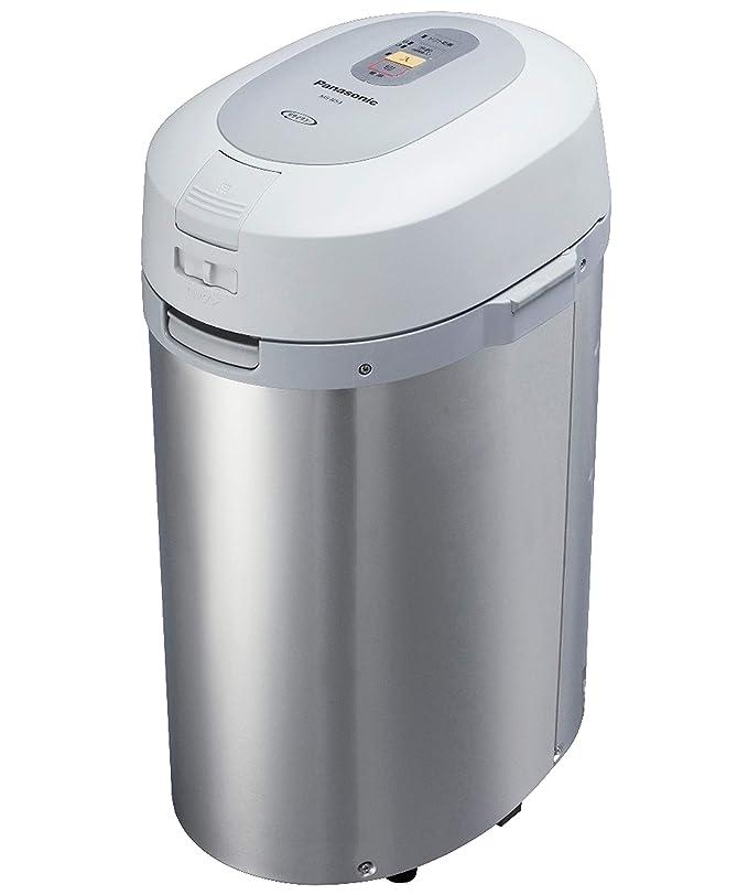 元に戻す資本主義引くパナソニック 家庭用生ごみ処理機 温風乾燥式 6L シルバー MS-N53-S