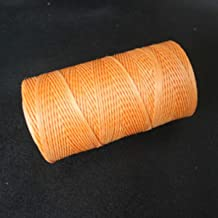 Waxed Lacing Tape (01 Pale brown)