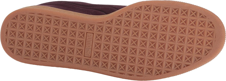 PUMA Mens Suede Classic Debossed Q4 Fashion Sneaker