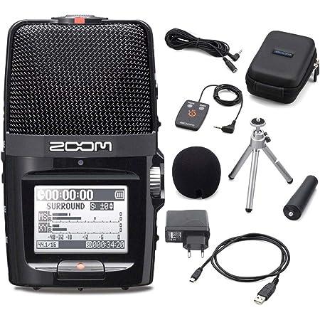 Zoom H2n Handy Recorder Inkl Aph 2n Zubehör Set H2 Next Musikinstrumente