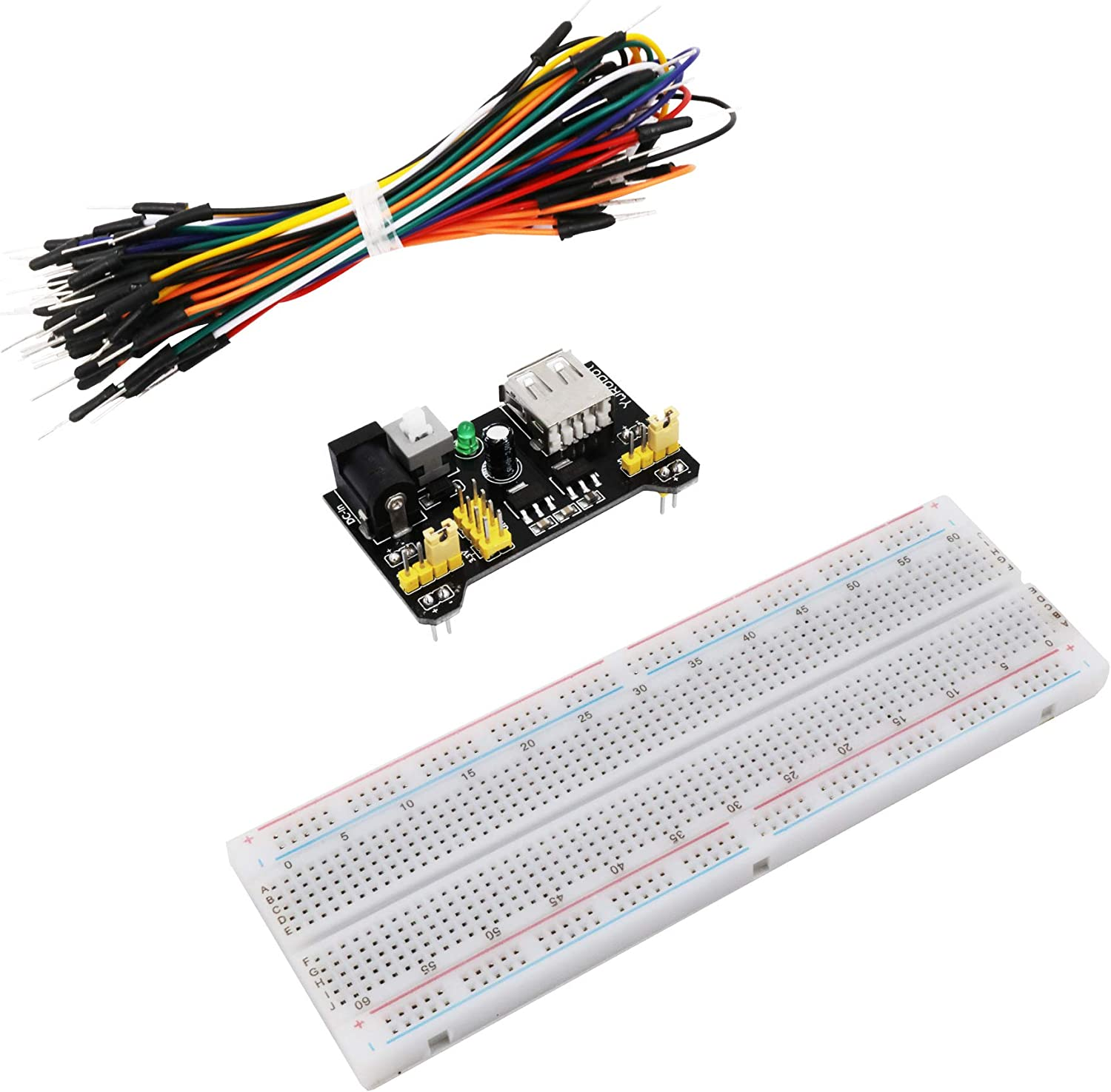 Popular Free shipping anywhere in the nation product DGZZI 1Set Electronics Fun Kit 1PCS Power + Module S Supply
