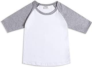 3 4 sleeve raglan shirt toddler