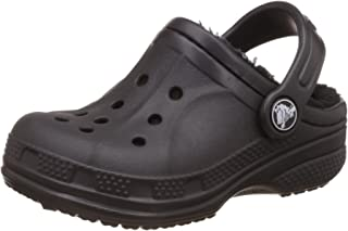 crocs Kids Unisex Ralen Lined Clogs and Mules