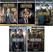 Masterpiece Mystery: Endeavour Series 1-5