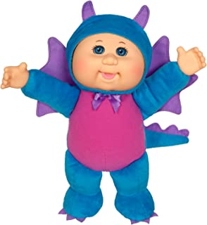 Cabbage Patch Cuties Sparkly Dragon 9 Inch Soft Body Baby Doll - Fantasy Friends Collection