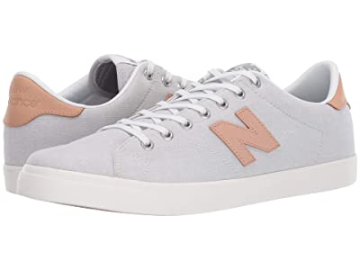 New Balance Numeric AM210 (White/Tan) Skate Shoes