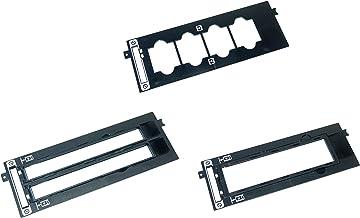 OEM Canon Bundle - 35mm Filmstrip Holder, Slide Holder and 120 Holder for Canon CanoScan 8000F, 8400F, 9000, 9000F