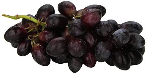 Black Seedless Grapes, 2 lb