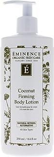 Eminence Organics Coconut Firming Body Lotion, 8.4 fl. Ounce