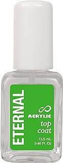 Eternal Acrylic Top Coat Gel – Mirror Shine Strength No UV Lamp Nail Polish – 1 Unit