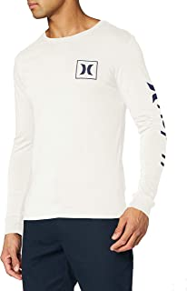 Hurley M One&Only Icon L/S T-Shirt Uomo