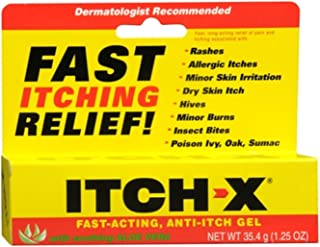 ITCH-X GEL 1.25 OZ (6 Pack)