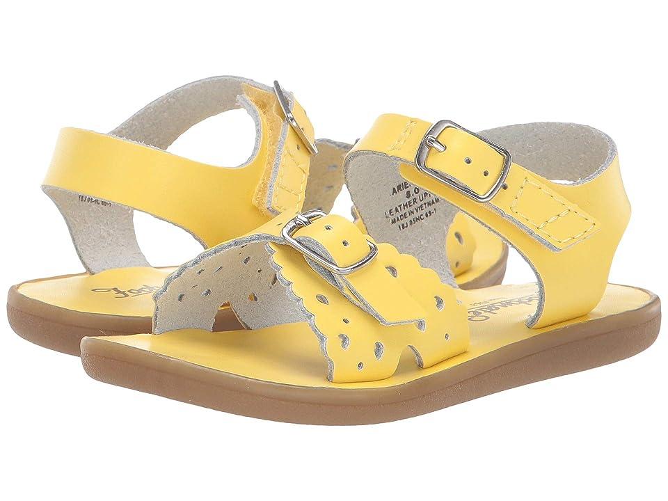 e7f10aa5f5b FootMates Ariel (Infant Toddler Little Kid) (Sunbeam) Girls Shoes