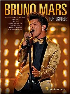 Hal Leonard Bruno Mars For Ukulele
