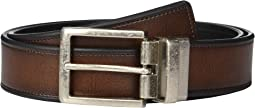 35 mm Beveled Edge Reversible Casual Belt