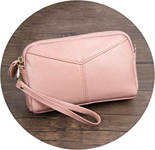 品質検査されている新しいファッションの革の女性のクラッチバッグ韓国の革の女性の財布ハンドバッグの携帯電話のバッグ
