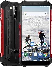 Rugged Smartphone Ulefone Armor X5, 3GB+32GB Waterproof Cell Phone Unlocked, 13MP+2MP+5MP Triple...