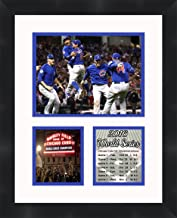 Frames by Mail Chicago Cubs 2016 World Series Framed Photo, White