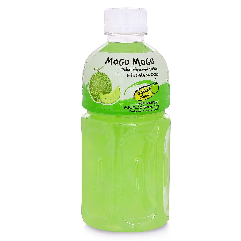 Mogu Fruit Juice with Nata De Virginia favorite Beach Mall Coco of Pack oz 10.82 24