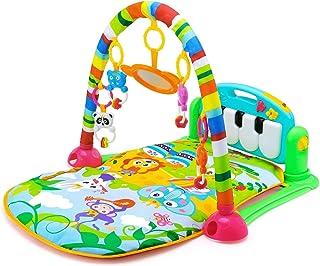 سجادة الانشطة التعليمية واللياقة البدنية ببيانو لحديثي الولادة