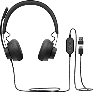 LOGI UC Zone Wired Graphite