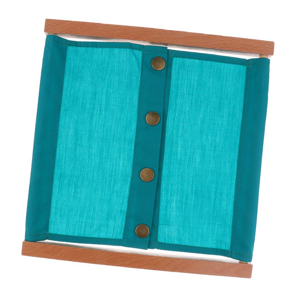 Montessori Materiales Juguete Caja de Ropa con Botón Juguetes Educativos para Niños de Color Naranja: Amazon.es: Juguetes y juegos