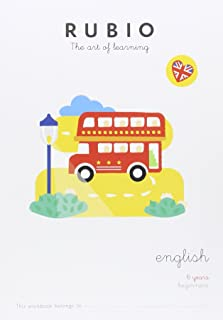 Rubio English 6 years beginners: 1
