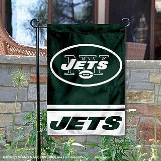 jets garden flag