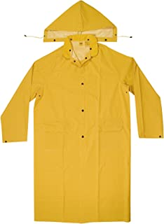 CLC Custom Leathercraft Rain Wear R105X .35 MM PVC Trench Coat, XLarge