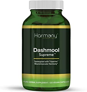Dashmool Supreme - Neuromuscular Harmony - Harmony Nutraceuticals Supplement to Supports Respiratory & Detoxification