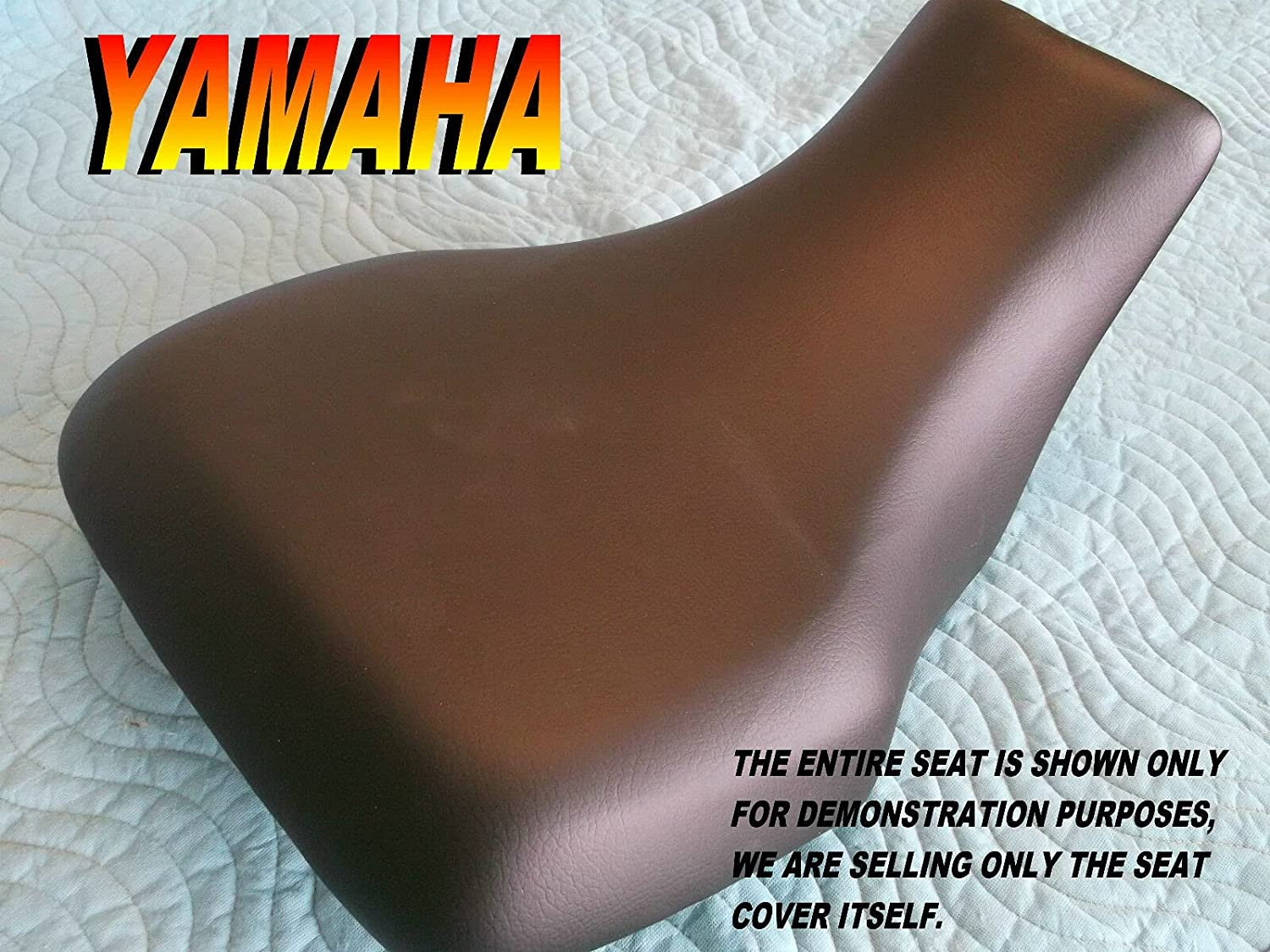 New Replacement Black seat Manufacturer SALENEW very popular! OFFicial shop cover fits YFM 250 Bruin Yamaha 350 2