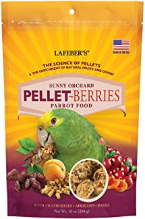 LAFEBER'S Pellet-Berries for Parrots 10 oz