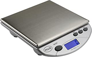 Best American Weigh Scale SL Series Precision Multifunction Scale, Stainless Steel, 13lb x 0.1oz (AMW-13-SL) Review