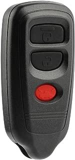 Car Key Fob Keyless Entry Remote fits Isuzu Amigo Axiom Rodeo Trooper / Honda Passport / Acura SLX 1998 1999 2000 2001 2002 2003 2004 (HYQ1512R)