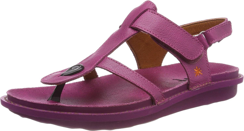 Art Men's 1300 Memphis Magenta I Explore Open Toe Sandals